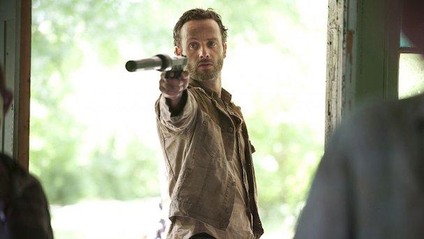 The Walking Dead 607