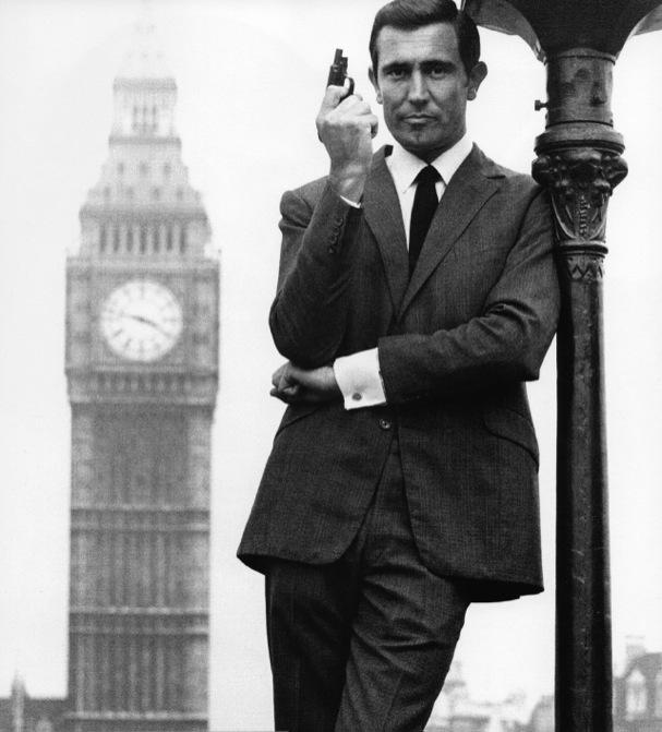 James Bond George Lazenby