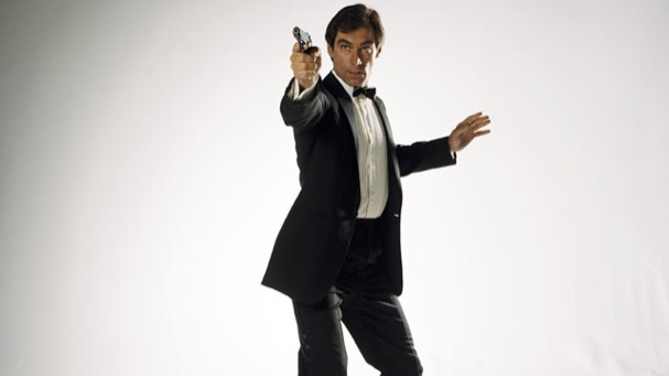 James Bond Timothy Dalton