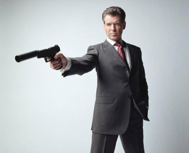 James Bond Pierce Brosnan