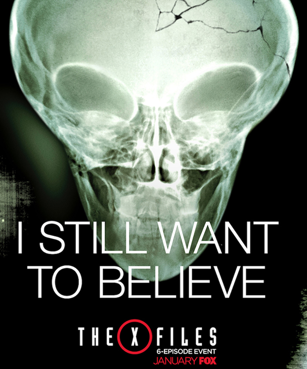 x-files poster 607