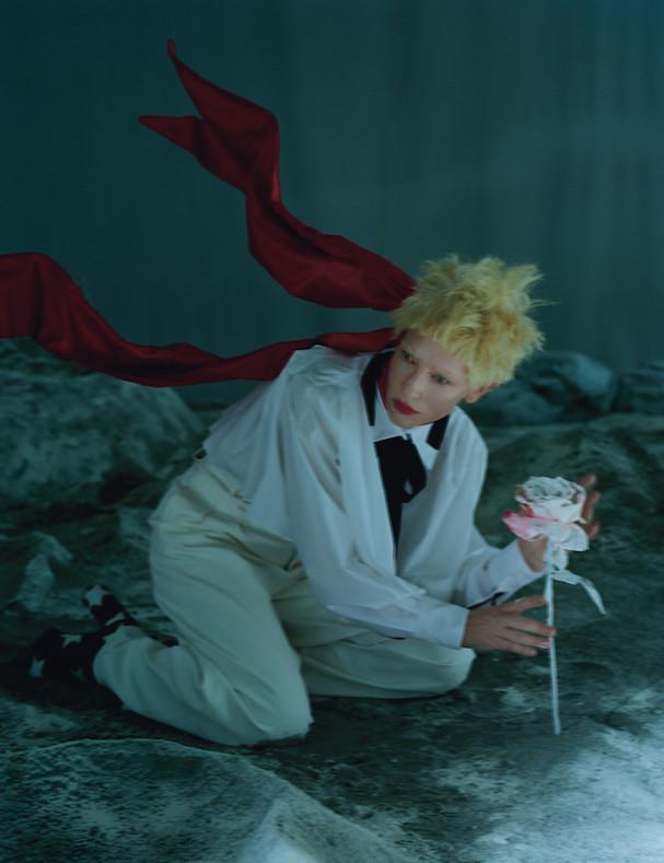 Cate Blanchett Little Prince 607 2