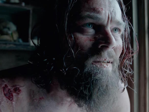 Leonardo Di Caprio The Revenant 607 1