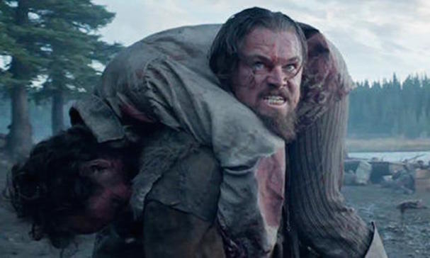 Leonardo Di Caprio The Revenant 607 2
