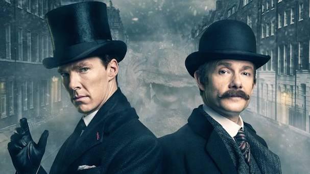 Sherlock Special january 2016