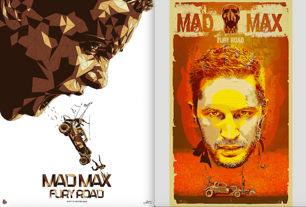 Mad Max Fury Road posters 607