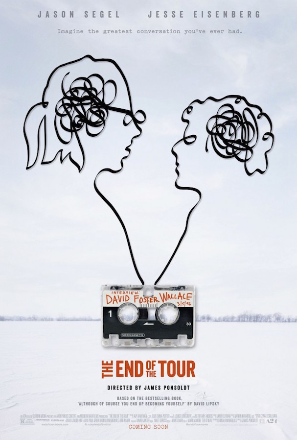 the end of the tour poster 607