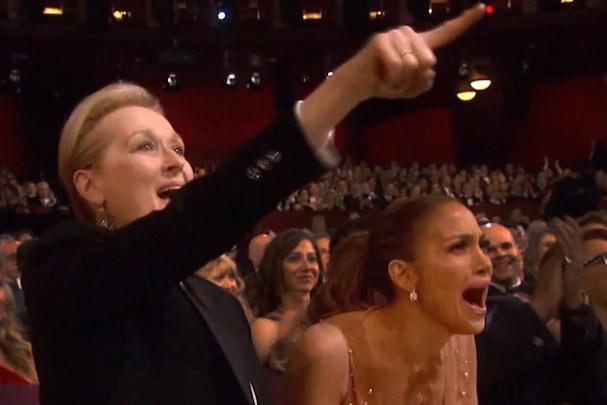 Meryl Streep Oscars sexism 607