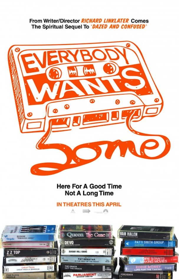Everybody Wants Some Poster 607