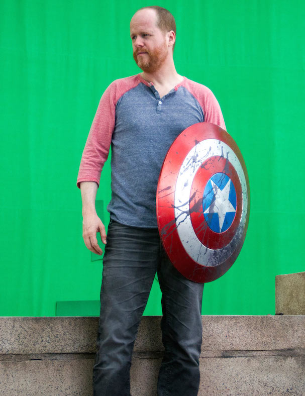 Joss Whedon cuts ties with Marvel 607