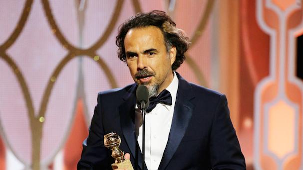 Alejandro Gonzales Innaritu Globes 2016