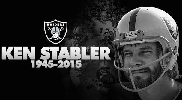Ken Stabler 607