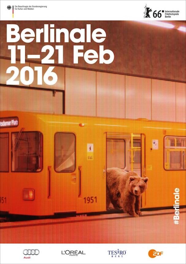 Berlinale 2016 Poster