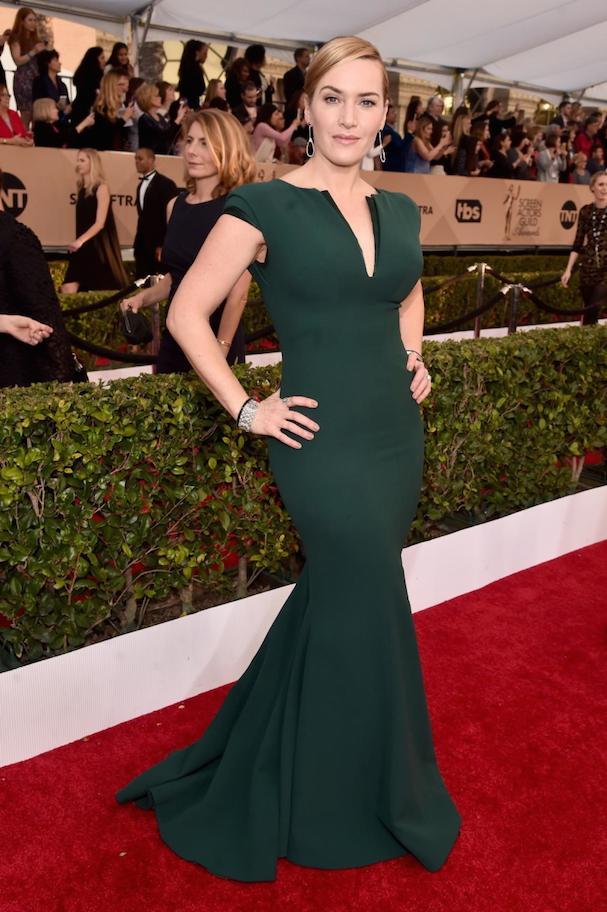 Kate Winslet SAG 2016