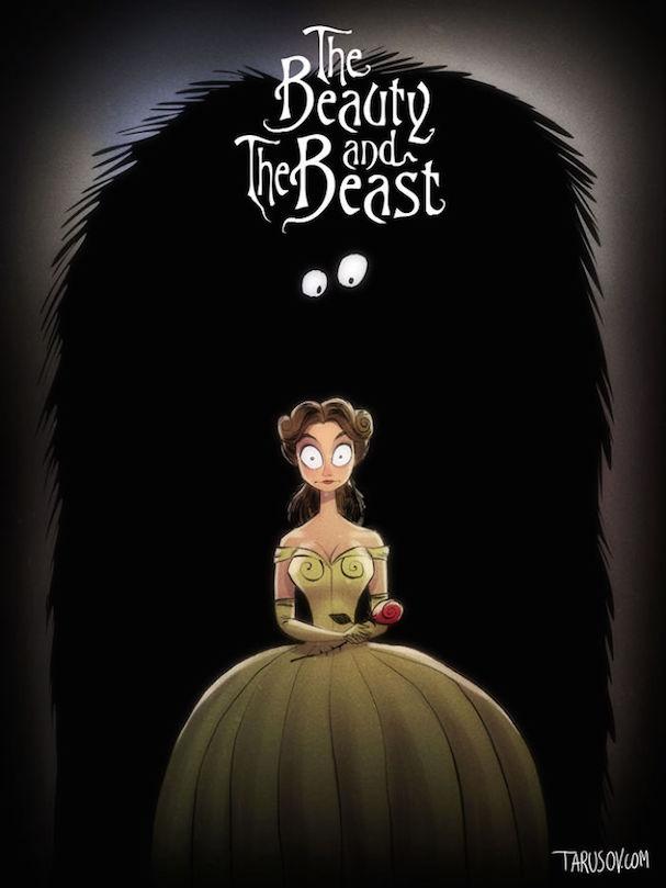Tim Burton Disney movies 607 2