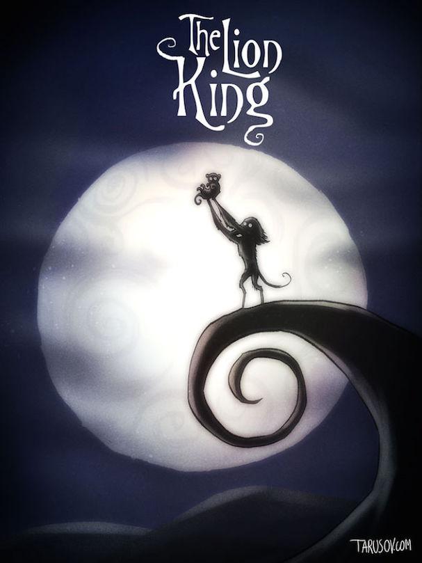 Tim Burton Disney movies 607 3