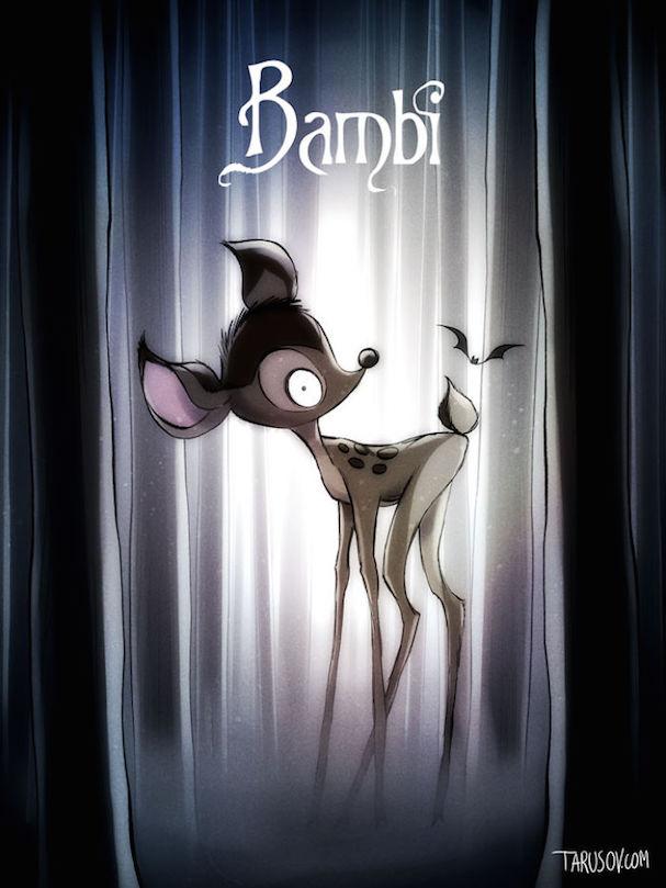 Tim Burton Disney movies 607 4