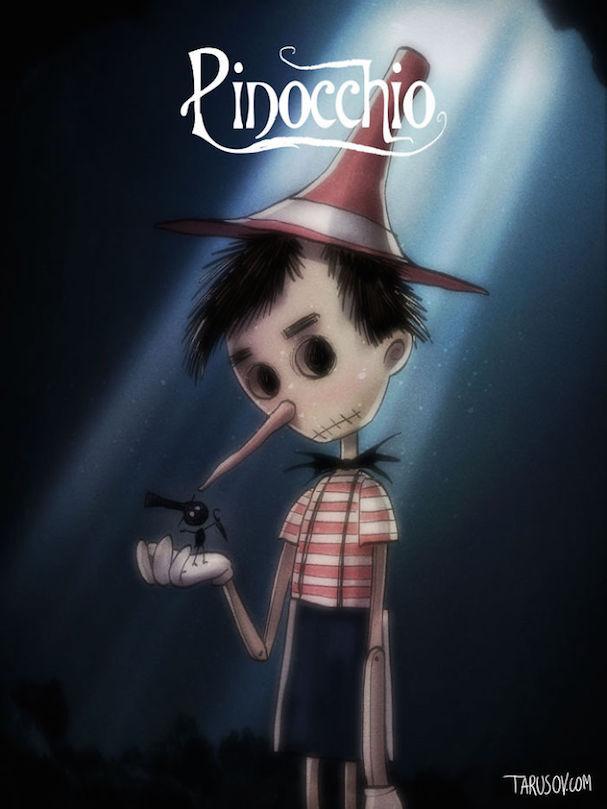 Tim Burton Disney movies 607 5