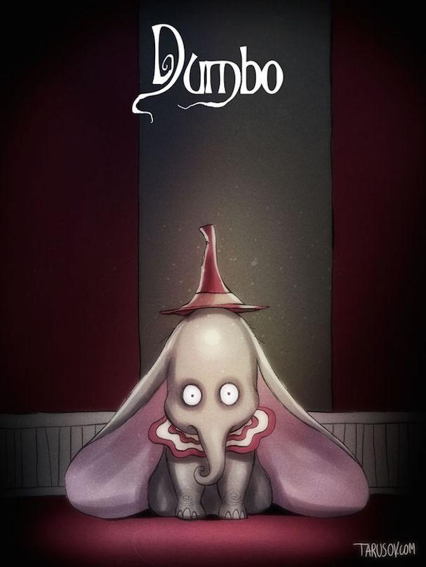 Tim Burton Disney movies 607 9