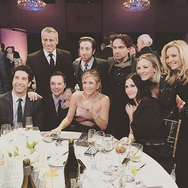 Friends Reunion 607