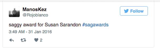 Sarandon tweet 607 2