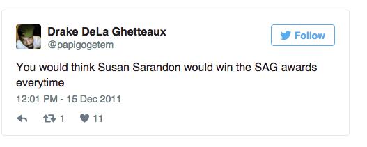 Sarandon tweet 607 3
