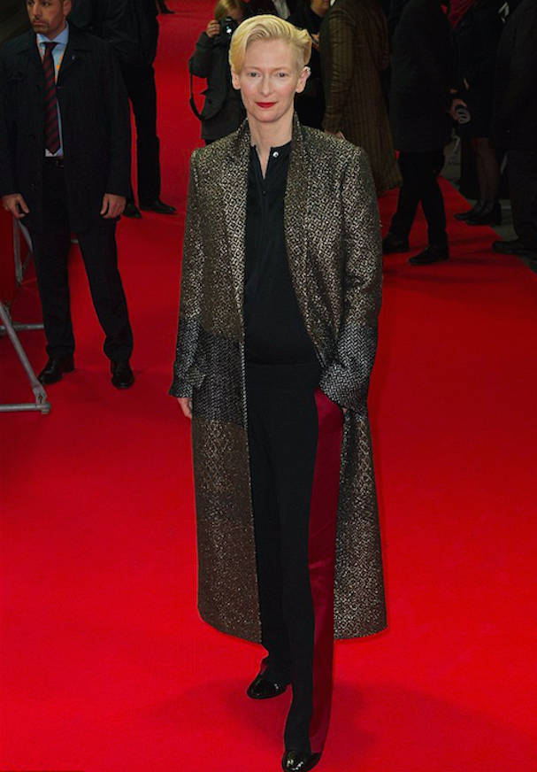 Tilda Swinton David Bowie Berlinale 607 2