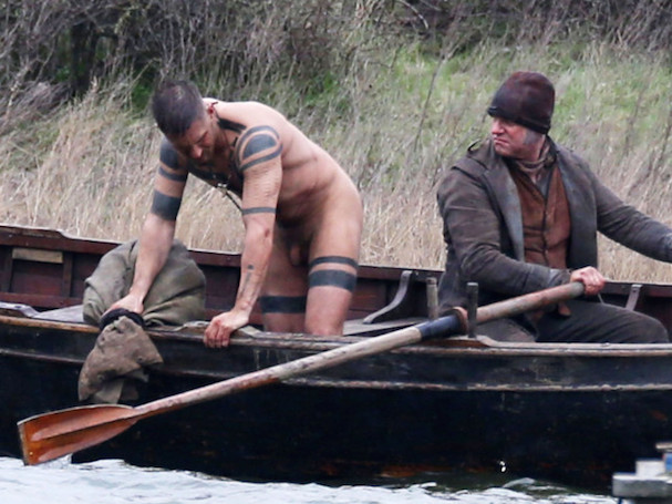 Tom Hardy Naked 607