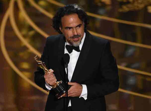 Alejandro Gonzales Innaritu Oscars 2016