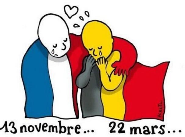 Belgium Terror