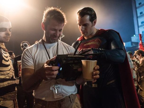 Batman v Superman: Dawn of Justice Shooting