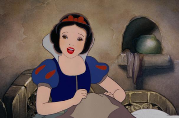 Snow White 607 1