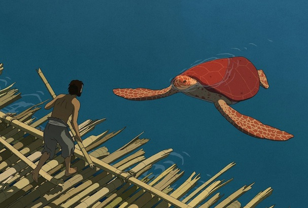 The Red Turtle 607