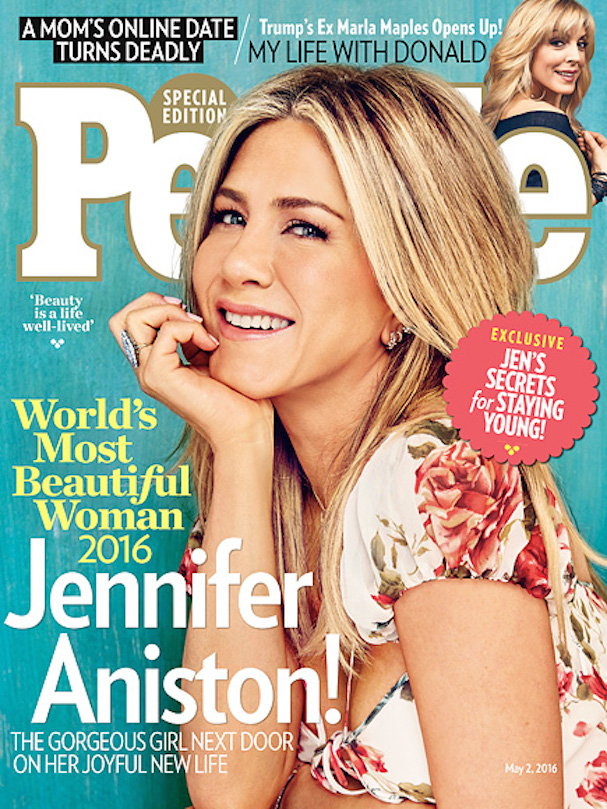Jennifer Aniston 607