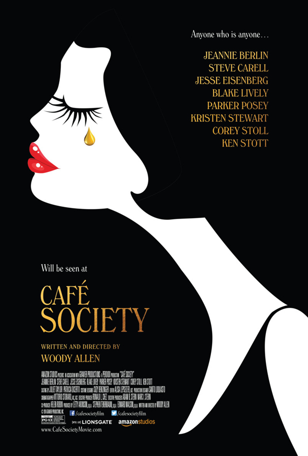 cafe society poster 607