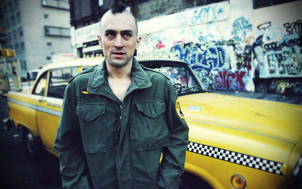 Taxi Driver 607