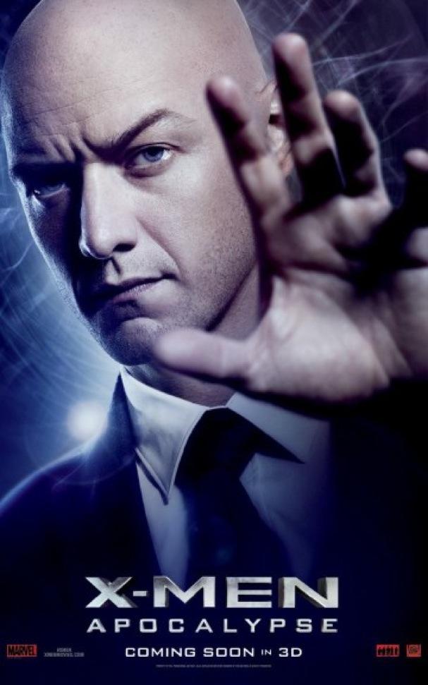 X-Men Apocalypse Poster 607