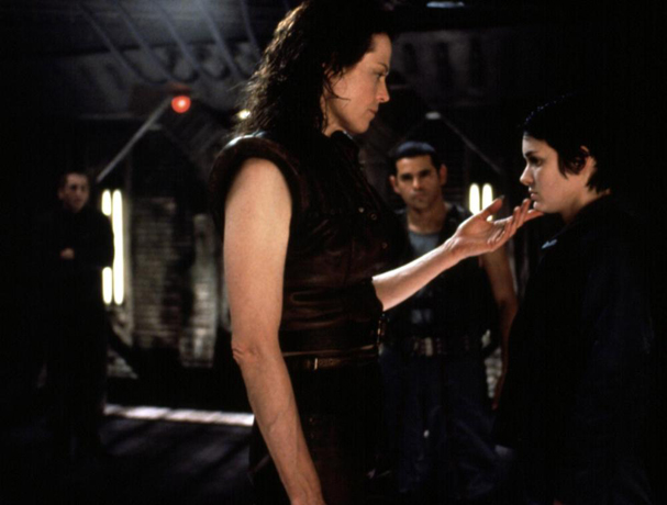 alien resurrection 607