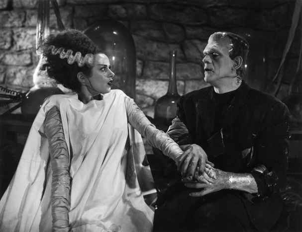 bride of frankenstein 607