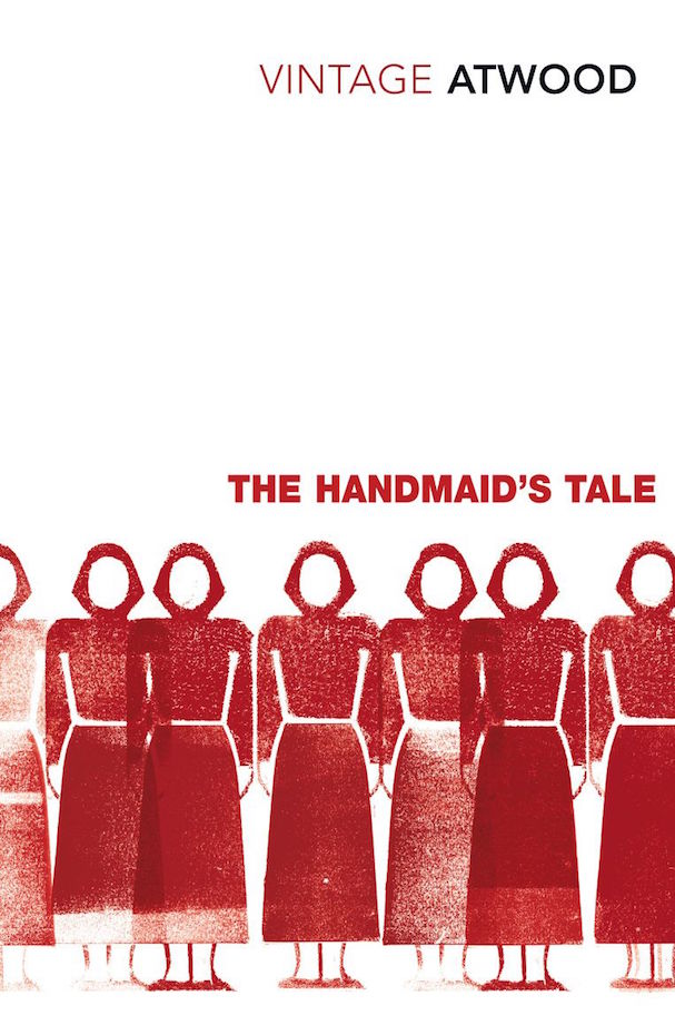 the handmaid's tale book cover 607