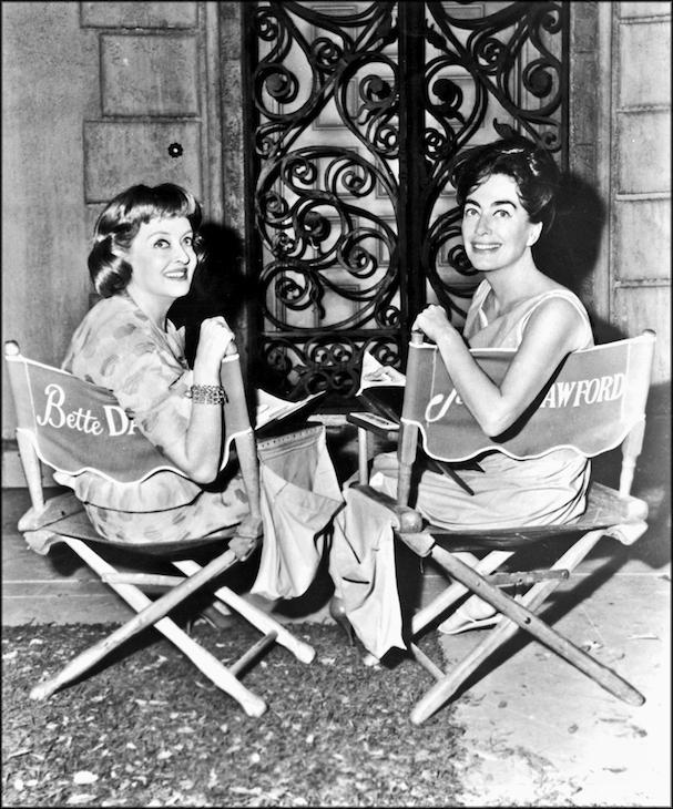Joan Crawford Bette Davis