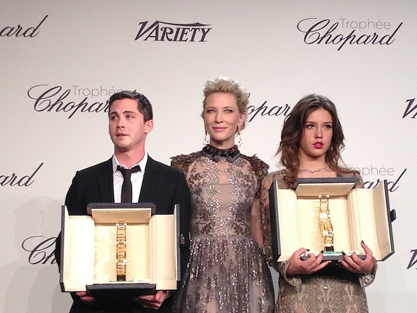 Cannes Chopard Trophees 2014