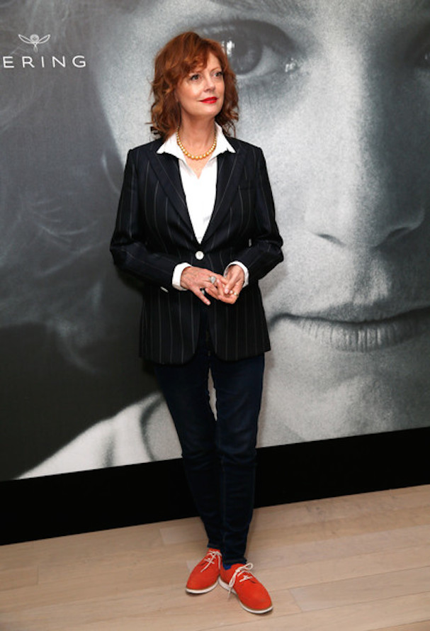 Susan Sarandon Cannes 2016