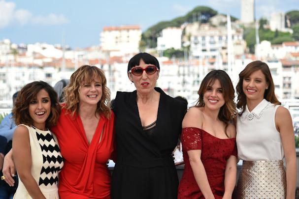 Pedro Almodovar Cannes 2016