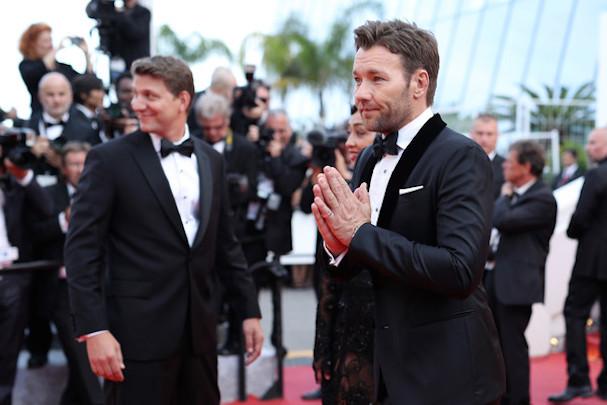 Joel Edgerton Cannes 2016 607