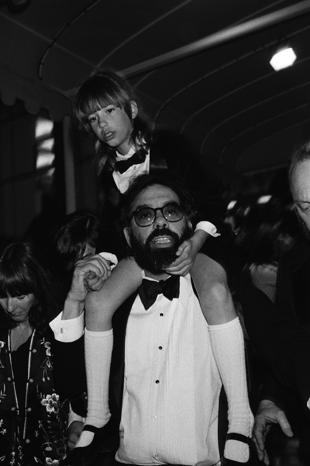 Francis Ford Coppola 1979 Cannes 607