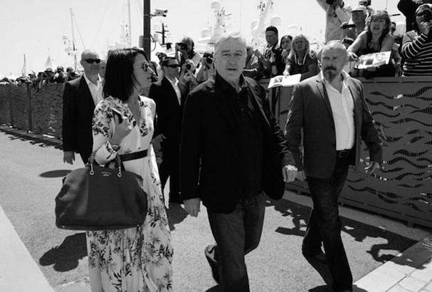 Robert De Niro Cannes 2016 607