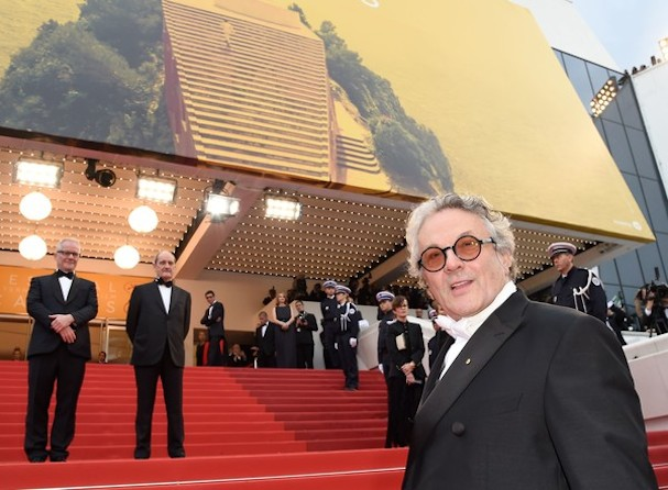 George Miller Cannes 2016 607