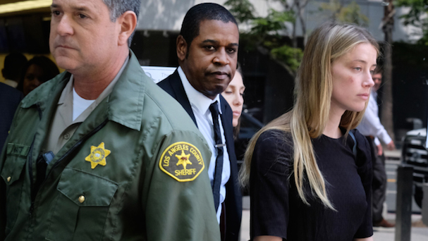 Amber Heard Divorce