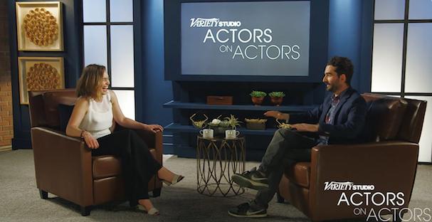 Actors on actors 607 4